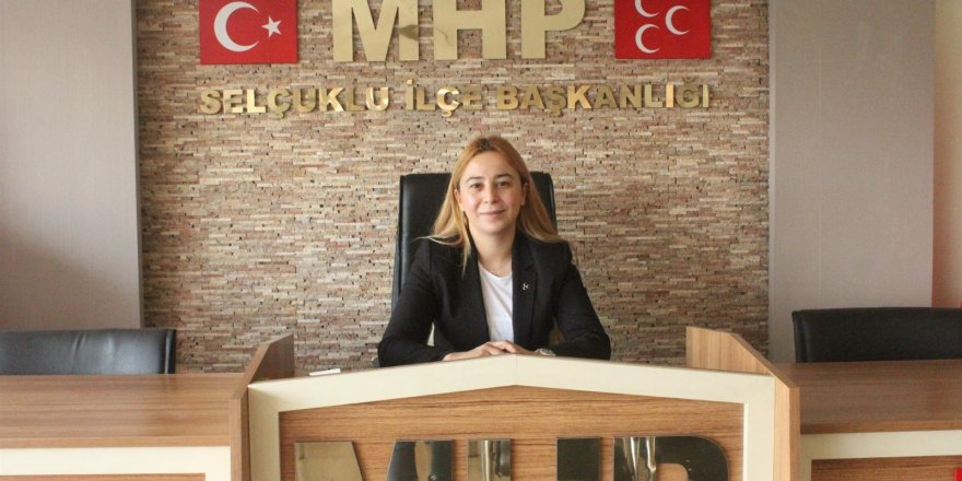 """Milletvekili Esin Kara: """"İYİ Parti'nin son seçimi olur"""""""