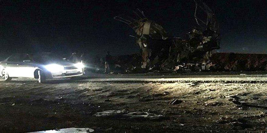İran'da İntihar Saldırısı: 20 Ölü