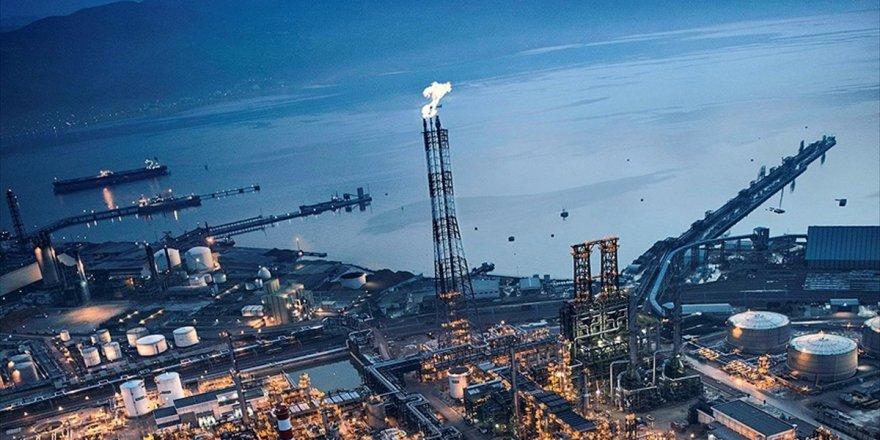 Sanayi Devi Tüpraş'tan 2018'de 3,7 Milyar Lira Net Kar