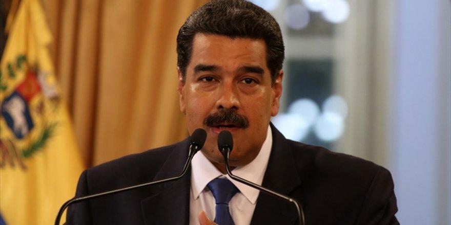 Venezuela Devlet Başkanı Maduro: Guaido Mahkemelerde Hesap Verecek