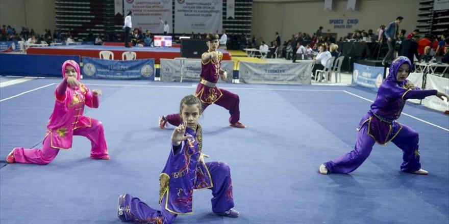 'Wushunun Şampiyon Ailesi' Yeni Hedefe Kilitlendi