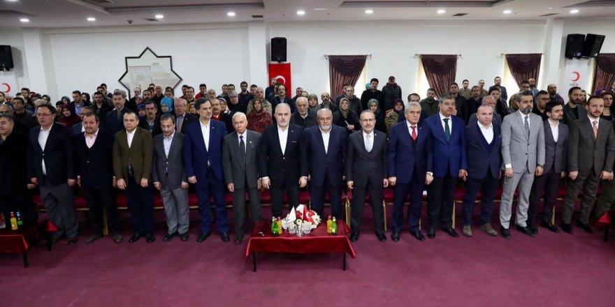 Kızılay Konya Şubesi'nde yeni başkan Üzülmez