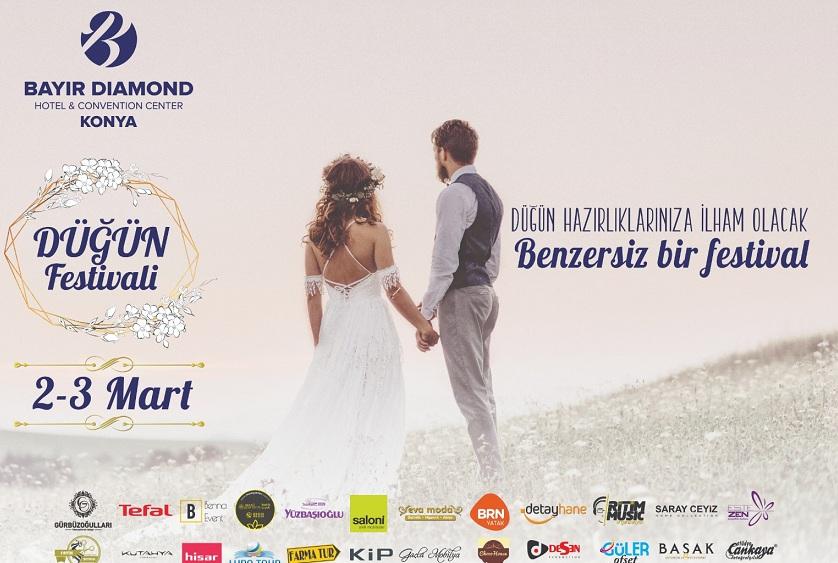 Bayır Diamond'dan Düğün Festivali
