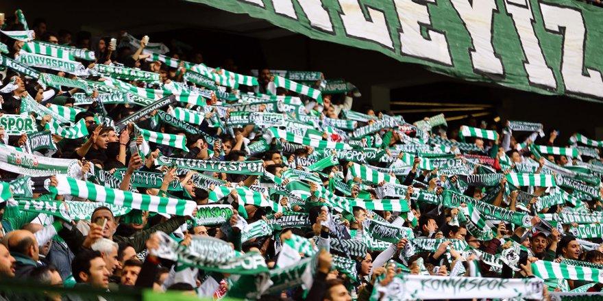 Konyaspor'da Hedef 20 bin seyirci