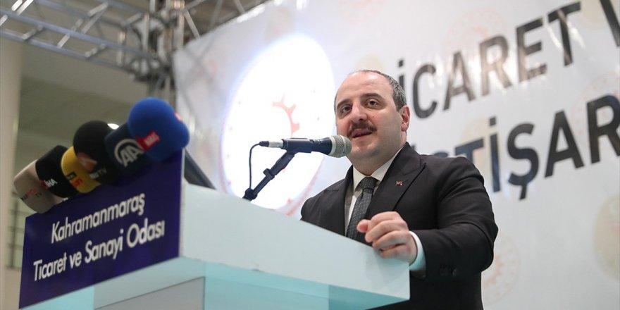 Sanayi Ve Teknoloji Bakanı Varank: Üretimin İthal Bağımlılığını Azaltmayı Hedefliyoruz