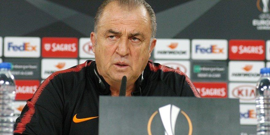 Galatasaray Teknik Direktörü Terim: Favori Benfica Ama Bizim De Kaybedecek Hiçbir Şeyimiz Yok