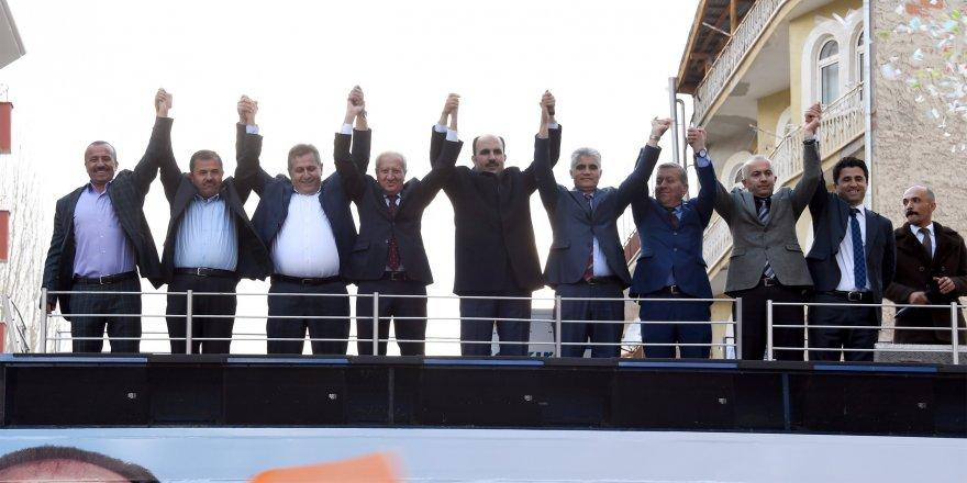 """Başkan Altay: """"Zaman, birlik olma zamanı"""""""