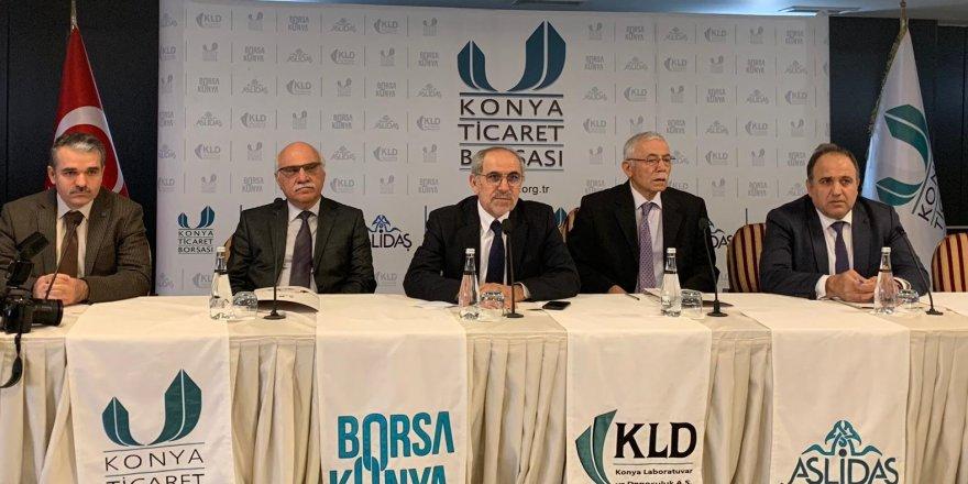 """Konya'da """"Kenevir Çalıştayı"""" Yapıldı"""