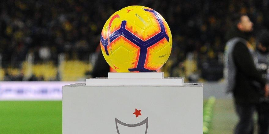 Süper Lig'de 25 ve 26. hafta maçlarının programı açıklandı
