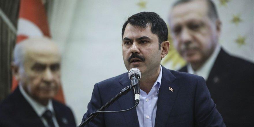 """Bakan Kurum: """"AK Parti'nin Konya zaferini tebrik ediyorum"""""""