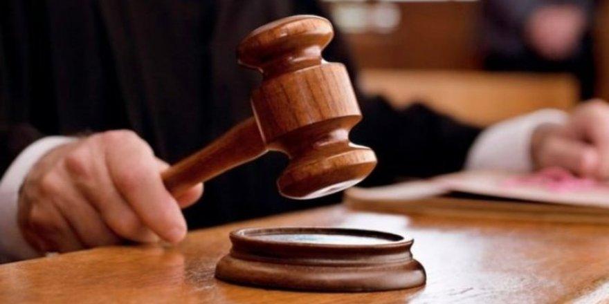 Komşusunu Öldürdüğü Öne Sürülen Sanık Hakim Karşısında