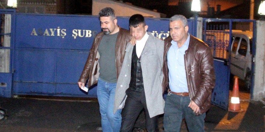 Konya'daki silahla yaralamanın faili yakalandı