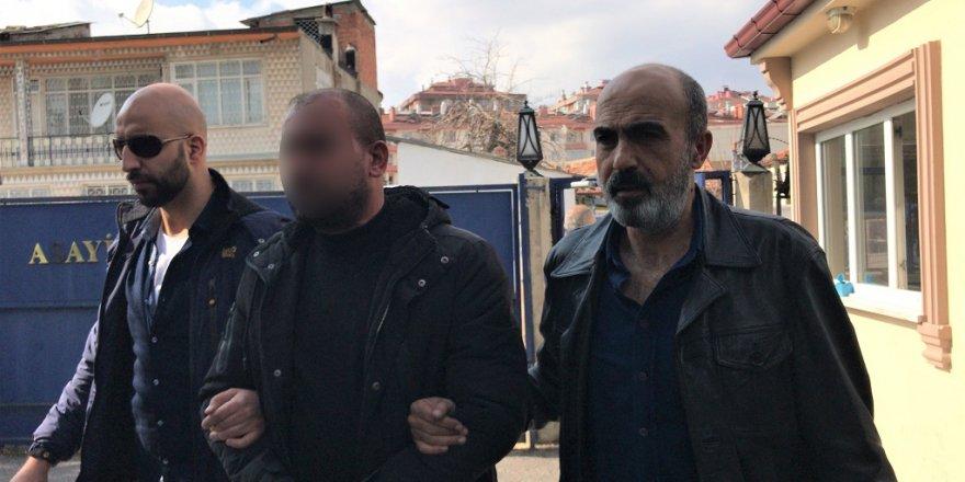 Konya'daki Yol Verme Kavgasının şüphelisi yakalandı