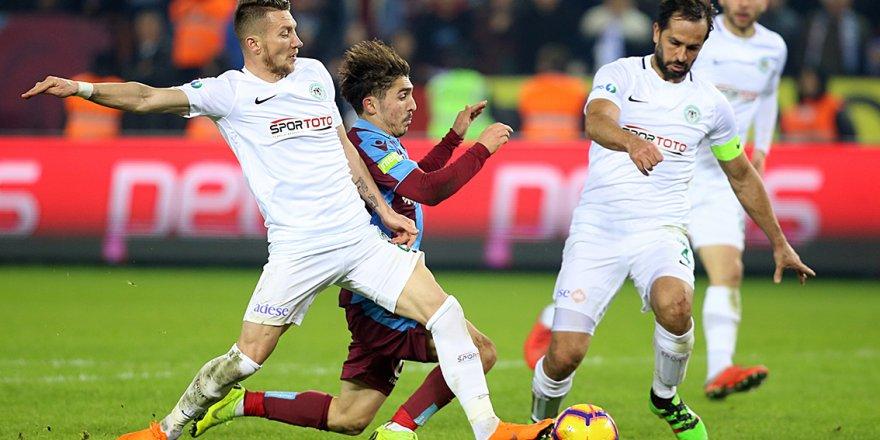 Konyaspor'u isyan ettiren hatalar