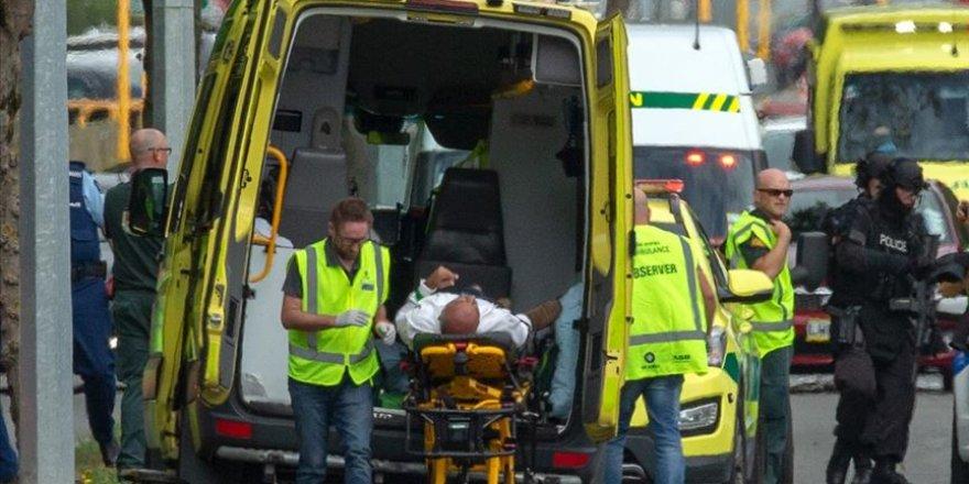 Yeni Zelanda'da İki Camiye Düzenlenen Terör Saldırısında Ölü Sayısı 49'a Yükseldi