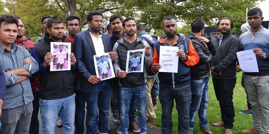 Yeni Zelanda'daki Terör Saldırısının Tanıkları Ve Kurban Yakınları Dehşet Anlarını Anlattı