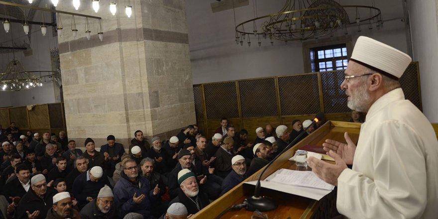 Sultan Selim Camii'nde Şehitlerimize Dua Edildi