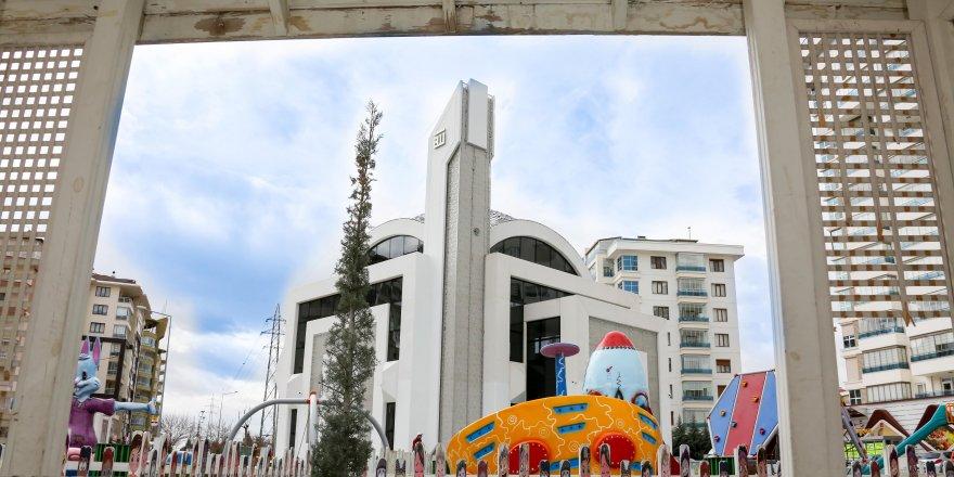Meram'da Hacı Rafet Görey Camii açılıyor