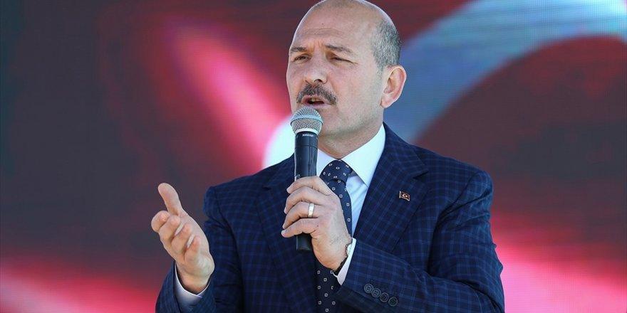 İçişleri Bakanı Soylu: İran'la Doğu Sınırımızda Pkk'ya Yönelik Ortak Operasyon Yapmaya Başladık