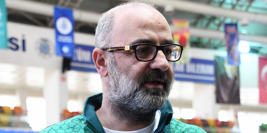 """Cengiz Karadağ: """"İlk periyotta kaybettik"""""""