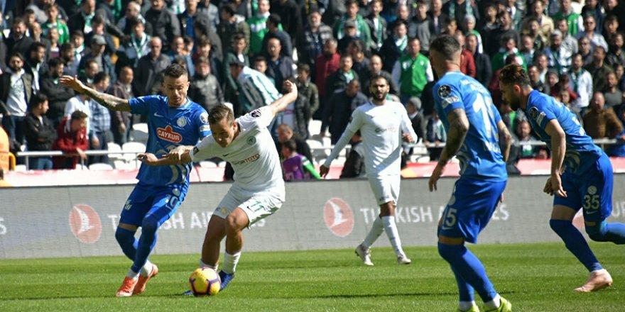 Konyaspor'da sistem değişebilir