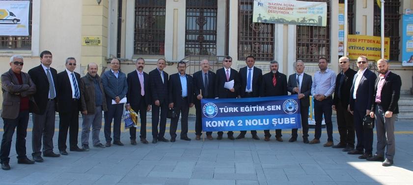 Türk Eğitim-Sen'den il içi atama tepkisi