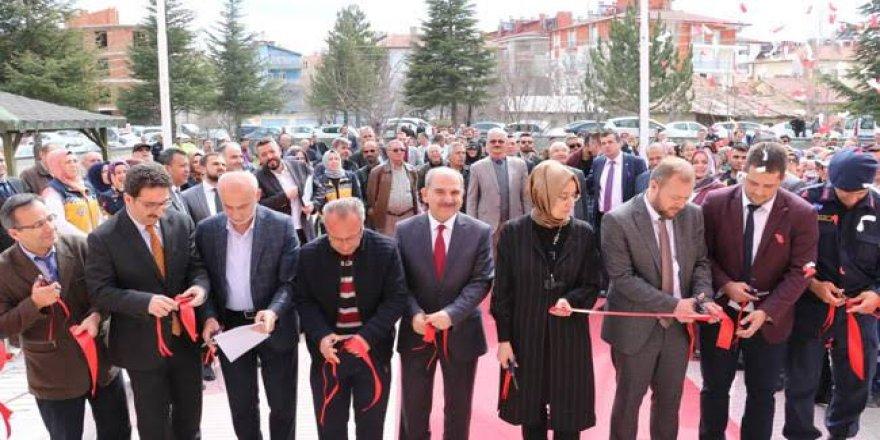 Beyşehir'de Yeni 112 İstasyonu Hizmete Girdi