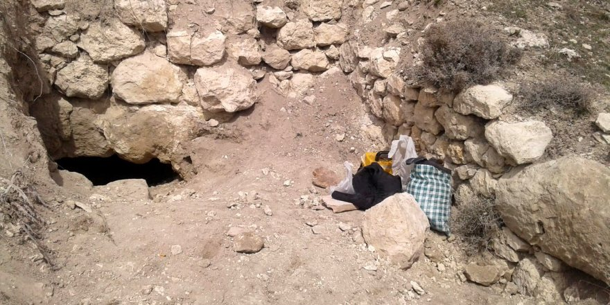 Konya'da sit alanında kaçak kazıya suçüstü: 5 gözaltı