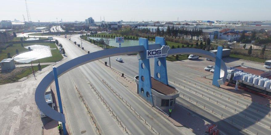 Konya OSB'de 5 Yılda 109 Fabrika Açıldı