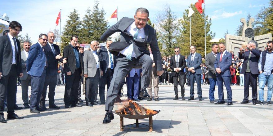 Selçuk Üniversitesinde Nevruz  Bayramı kutlandı