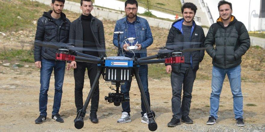 Dronelar Kesintisiz Mobil İletişim İçin Havalanacak