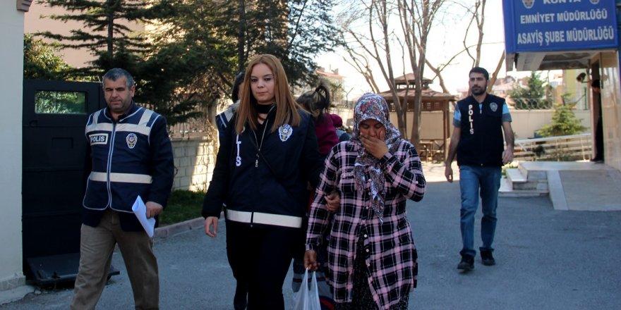Evdeki Çelik Kasadan 400 Bin Lira Çalan İki Kadın Tutuklandı