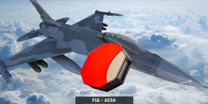F-16'lar Aselsan İle Görecek