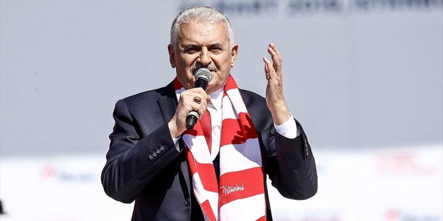 Yıldırım: Daha Mutlu, Huzurlu, Güvenli Bir İstanbul Sözü Veriyorum