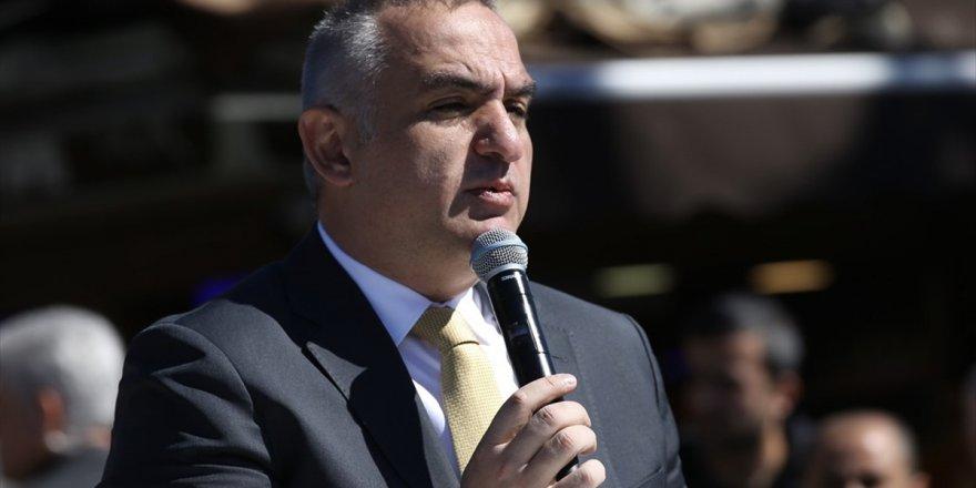 Kültür Ve Turizm Bakanı Ersoy: Turizm Geliştirme Fonu Sektöre Yön Verecek