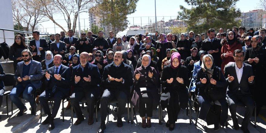 Talha Bayrakçı vefatının 5. Yılında anıldı