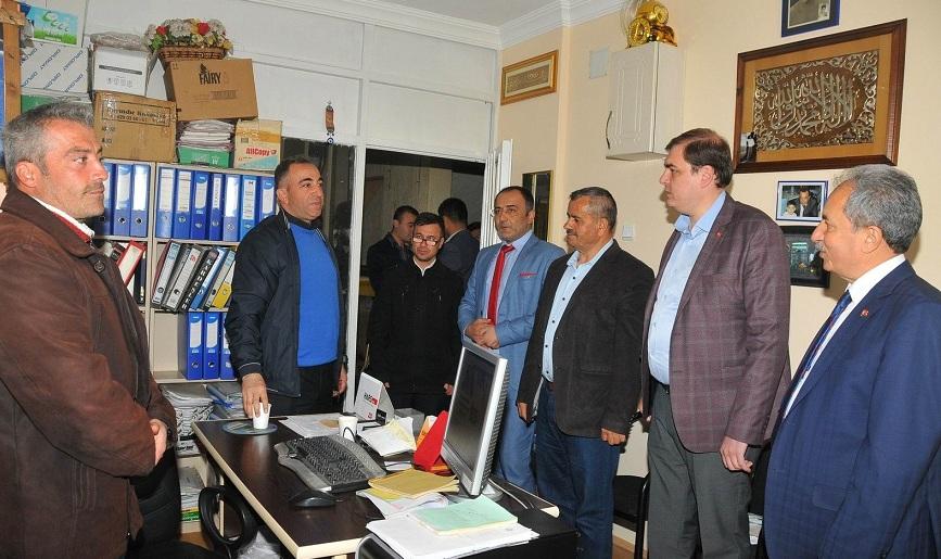 """Başkan Akkaya: """"Akşehir'de istikrarlı bir şekilde büyüme devam edecek"""""""