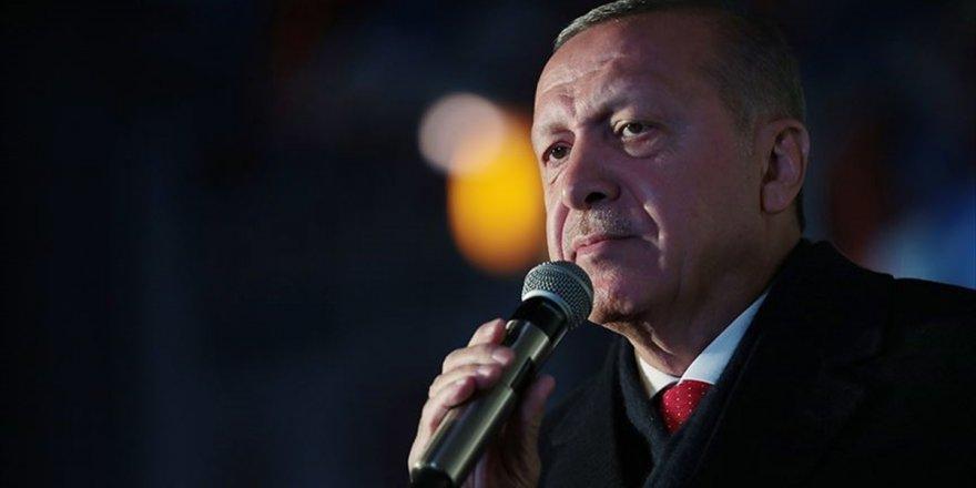 Cumhurbaşkanı Erdoğan: Sandık Milli İradenin Yıkılmaz Kalesidir