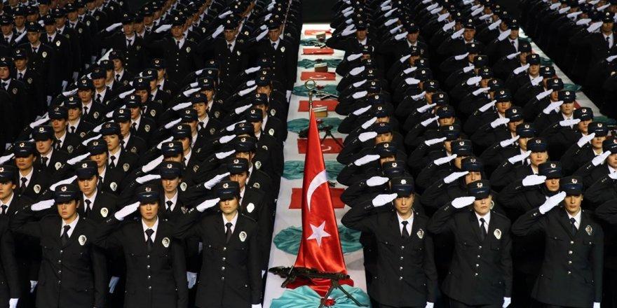 500 Kadın Polis Adayı Daha Alınacak