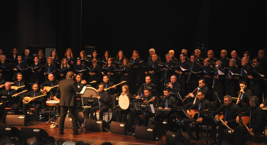 Konya Barosundan müzik ziyafeti