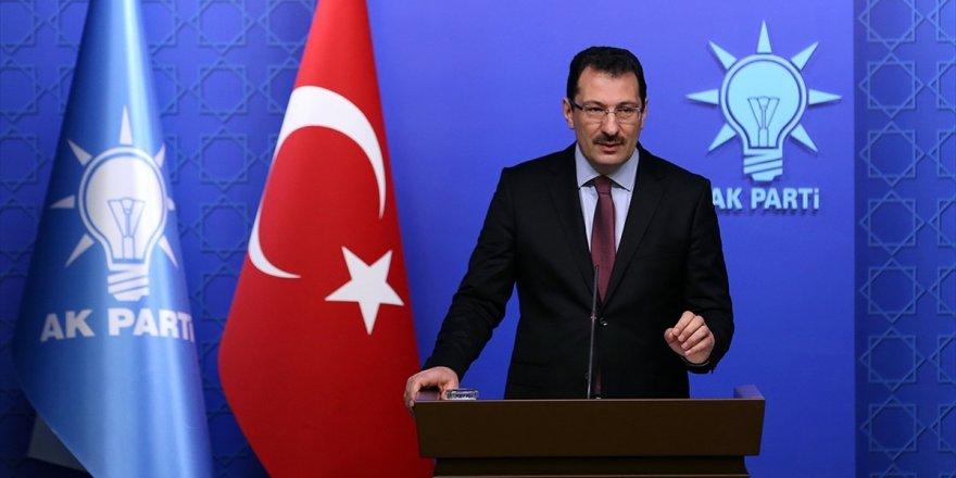 Ak Parti Genel Başkan Yardımcısı Yavuz: Olağanüstü İtiraz Hazırlıklarımızı Büyük Oranda Tamamladık
