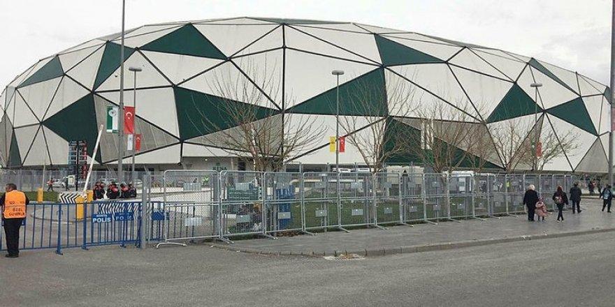 Terör Örgütü İçin Konya Büyükşehir Stadyumu'nda Keşif Yapmışlar