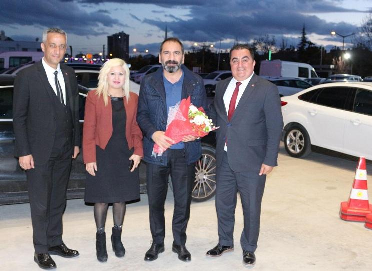 Sivassporlu futbolcular Ramada Otel'de konakladı