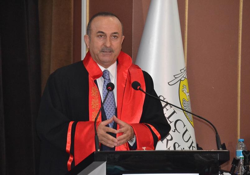 """Bakan Çavuşoğlu: """"Tarihini unutmak isteyenlerden tarih dersi alacak değiliz"""""""
