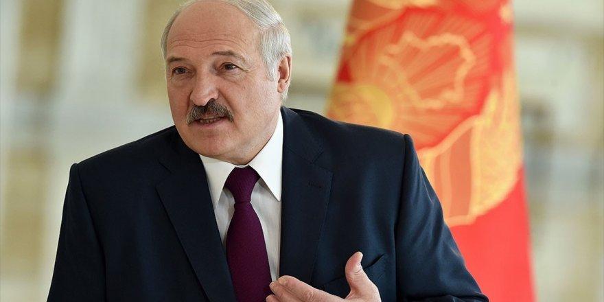 Belarus Cumhurbaşkanı Lukaşenko Aa'ya Konuştu