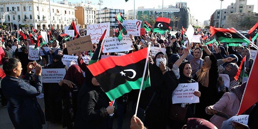 'Trablus'ta Çatışmalar Devam Ederse İnsani Felaket Yaşanabilir'