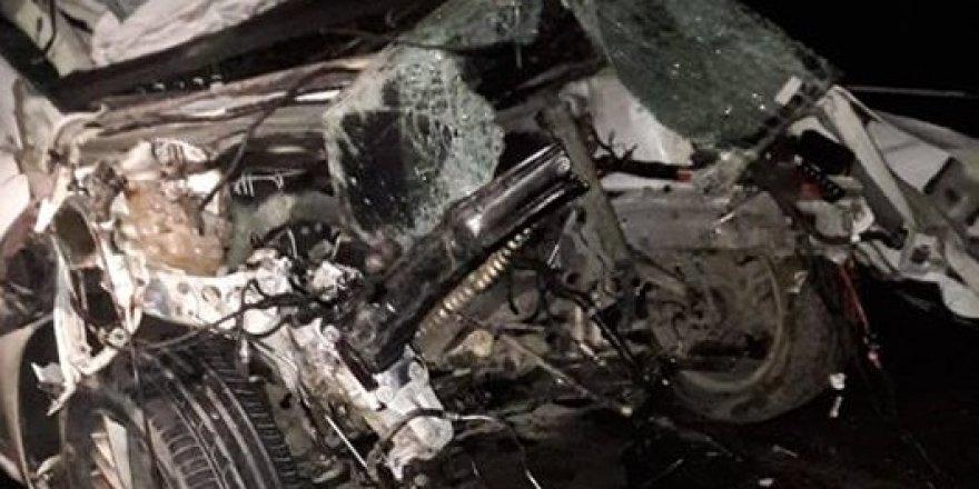 Ereğli'de feci kaza: 1 ölü