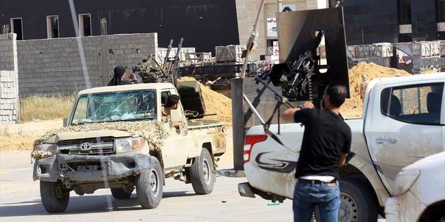 Libya'daki Çatışmaların Durması İçin Komşu Ülkeler Devrede