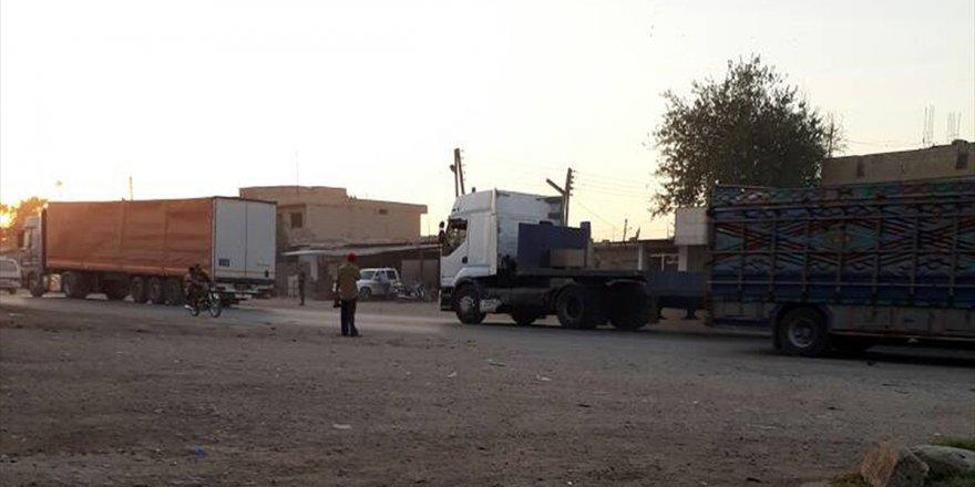 Abd'den Ypg/pkk'nın İşgalindeki Bölgeye Yeni Sevkiyat