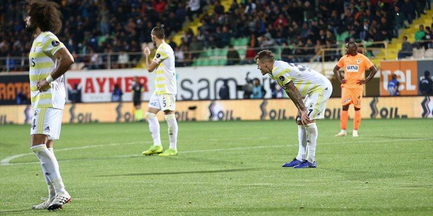 Fenerbahçe'den İki Kötü İstatistik Daha